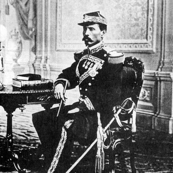 Jose de la Cruz Porfirio Diaz Mori