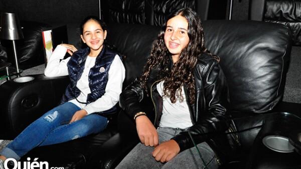 Claire y Raquel Mizrahi
