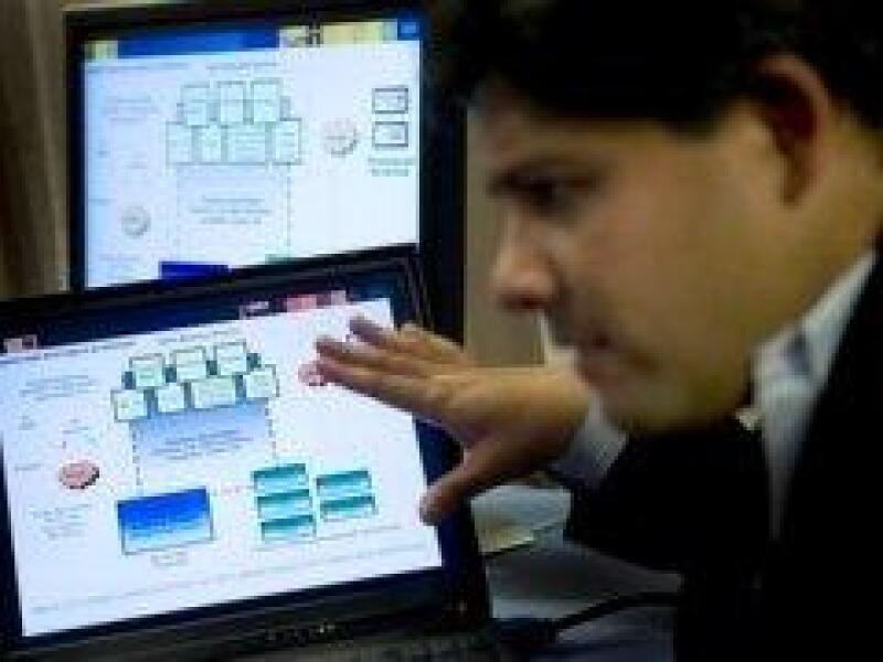 Las computadoras de pr�ximas generaciones se enfrentar�n con el grave problema del calor. (AP)