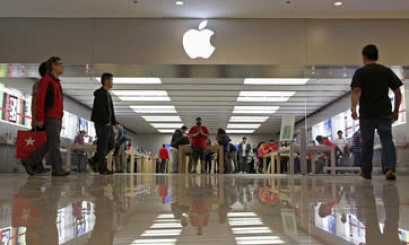 Apple suele realizar adquisiciones de pequeño alcance para incorporar tecnología que luego lleva a productos. (Foto: Reuters)