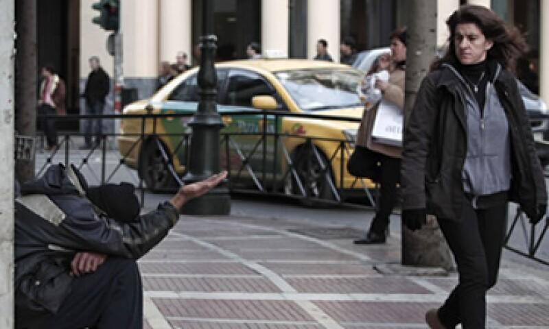 Los prestamistas de Grecia demandan recortes adicionales de gastos por un valor cercano al 1% del PIB (poco más de 2,000 mde). (Foto: AP)