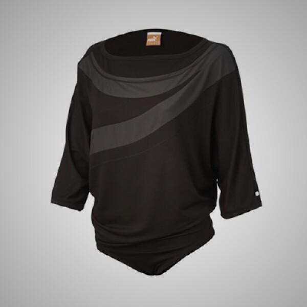 La marca de línea de deportiva lanzó su línea Black para Primavera/Verano 2011.