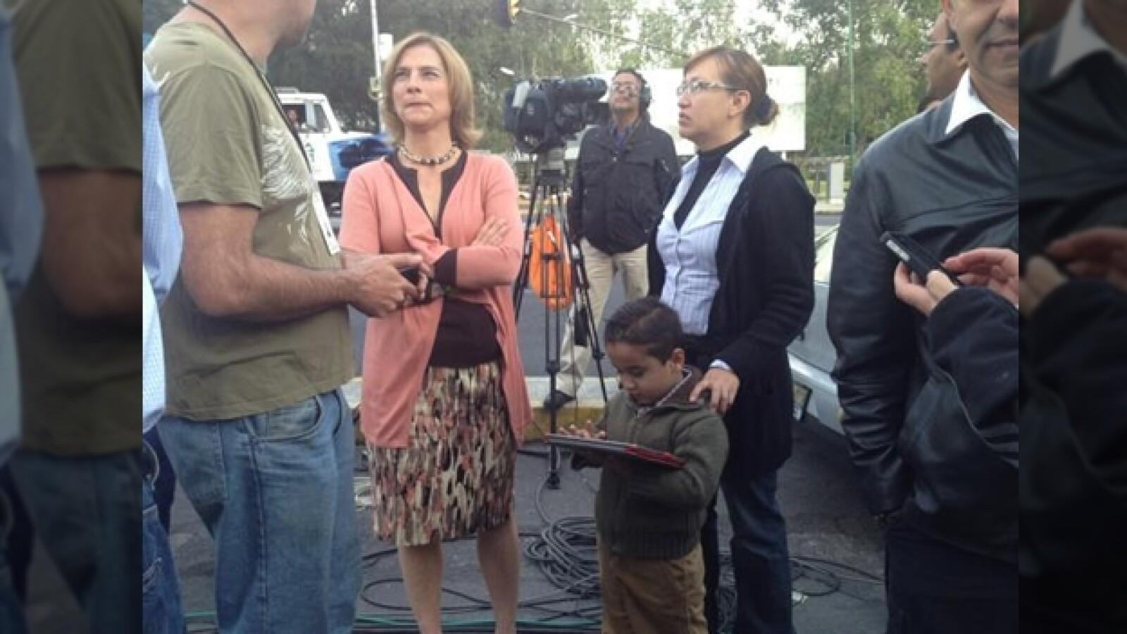 familia Lopez Obrador casilla