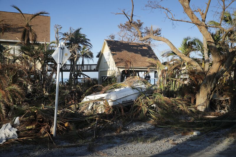 Irma daños