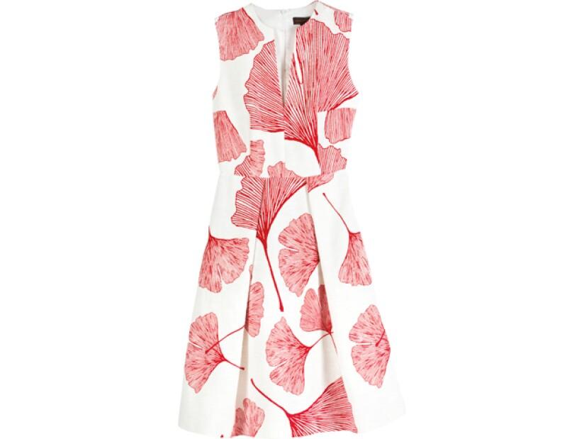 Vestido en lino, $6,990, Anatole France 86, Polanco.