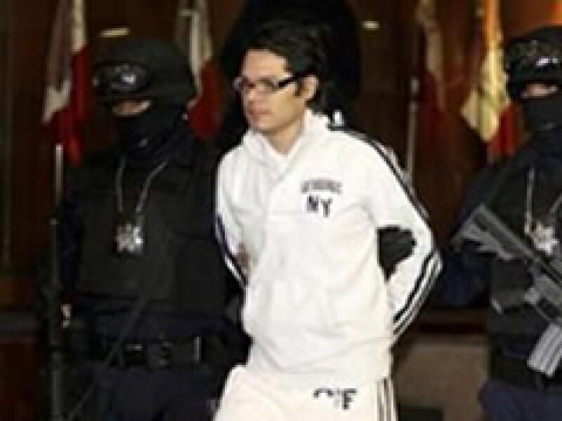 El narcotraficante fue detenido mientras hacía ejericio. (Foto: AP)