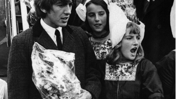 Paul McCartney nació un 18 de junio de 1942 en Liverpool, Reino Unido.