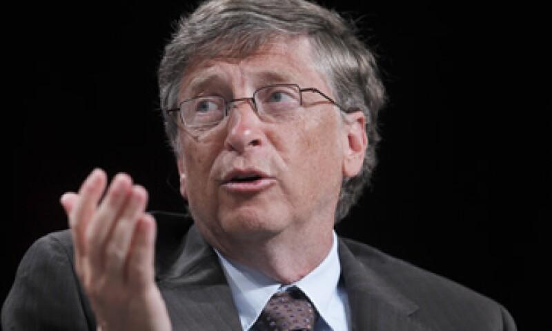 Bill Gates aumentó su fortuna en en 5,000 mdd. (Foto: AP)