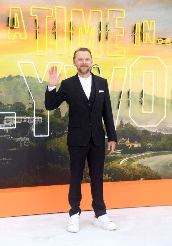 """Once Upon a Time... in Hollywood""  UK Premiere - Red Carpet Arrivals"