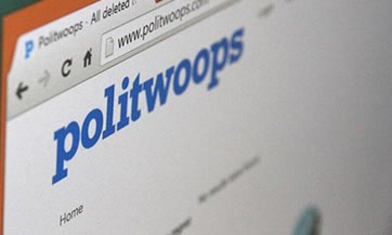 La organización detrás de Politwoops dio a conocer sobre el cierre de sus 30 cuentas restantes. (Foto: Twitter/@OpenStateEU )