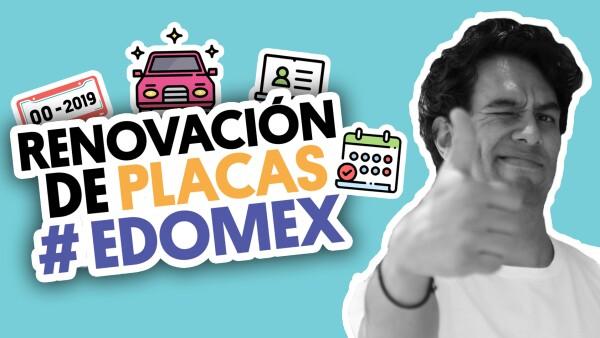 Cómo reemplacar en el EDOMEX | #QueAlguienMeExplique