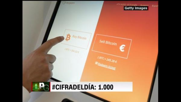 El 40% de los bitcoins disponibles está en manos de 1,000 personas