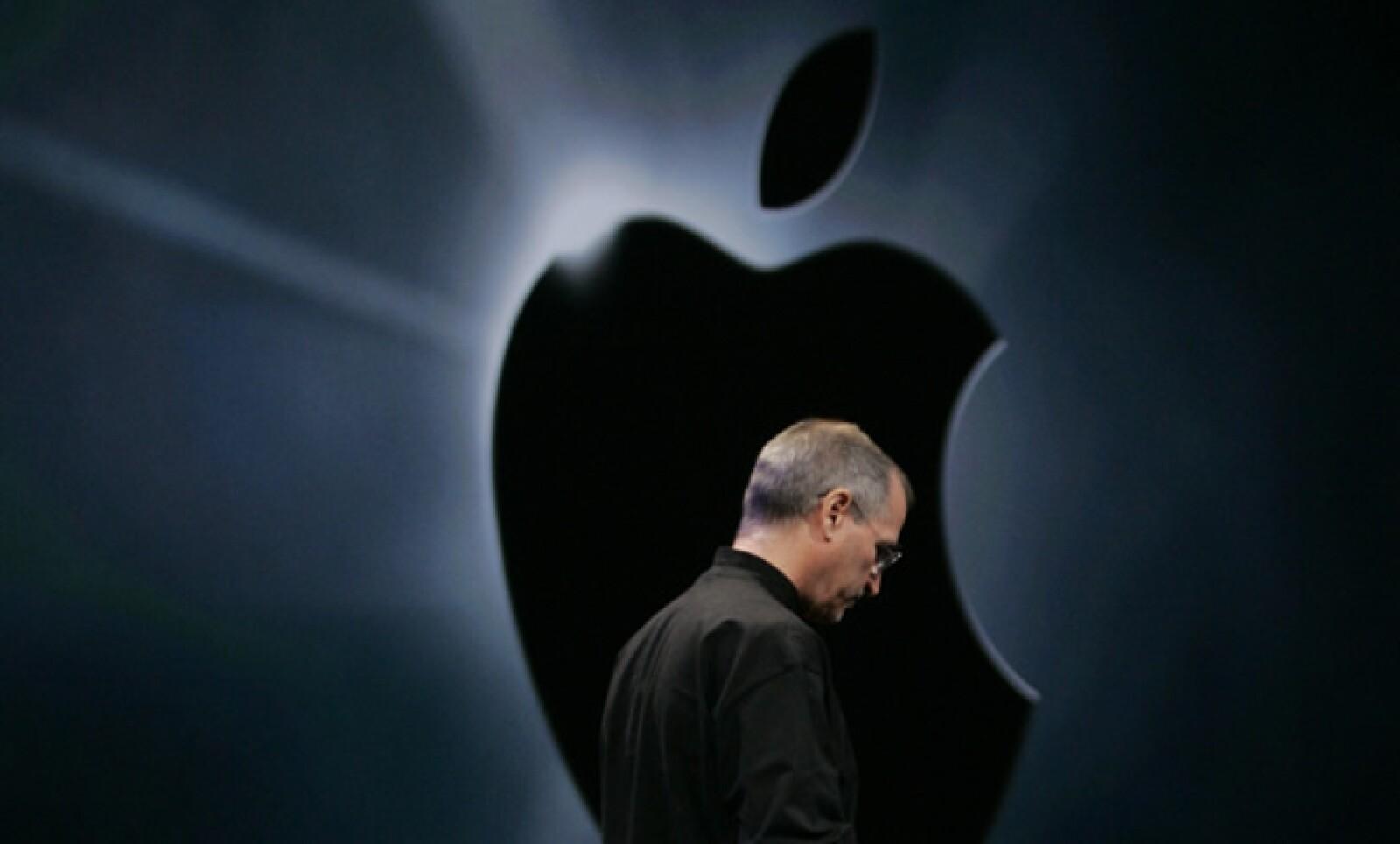 """Jobs solía concluir sus apariciones en los escenarios con una presentación final enmarcada con la frase: """"Hay un asunto más""""."""