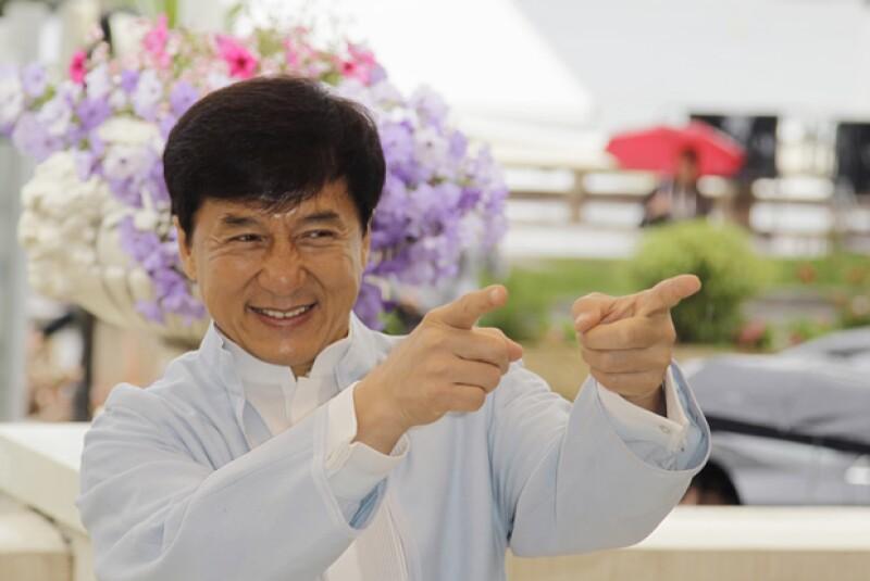 El actor dijo que su última película, `Chinese Zodiac´ es su última participación en una cinta de acción.
