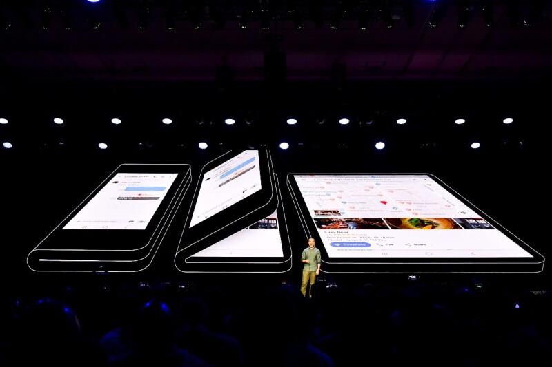 Infinity Flex Display Samsung