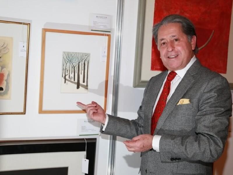Casa Morton subastará 246 obras, de 138 artistas