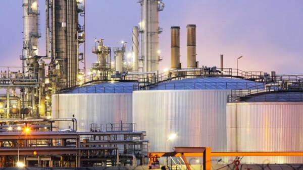 Refinería de hidrocarburos