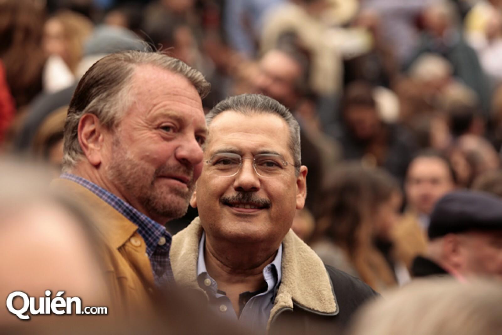Jorge Castañeda,Manlio Flalio Beltrones