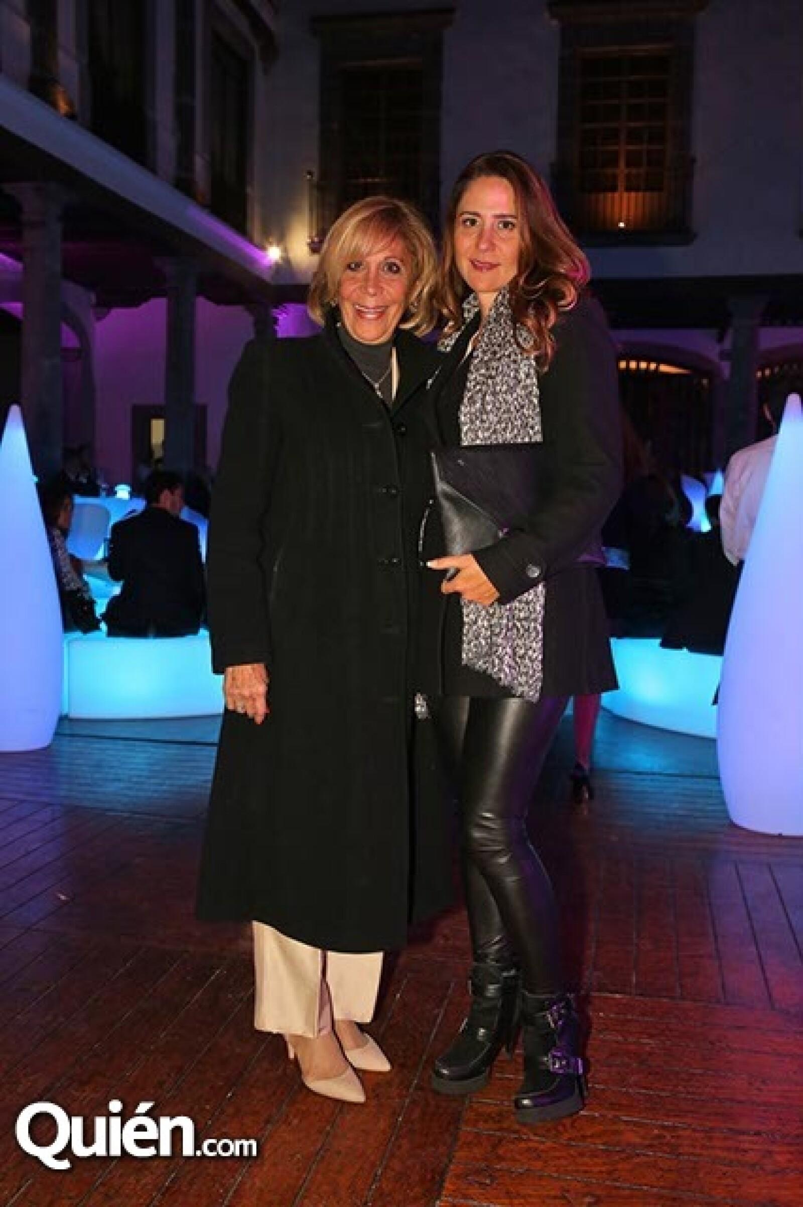 María Cristina Malpica y María Cristina González