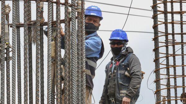 Reapertura del sector de construcción generará cerca de 389 mil empleos.