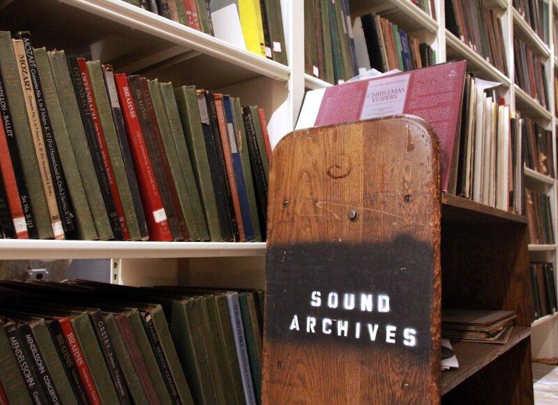 Música gratis por la Biblioteca Pública de Boston