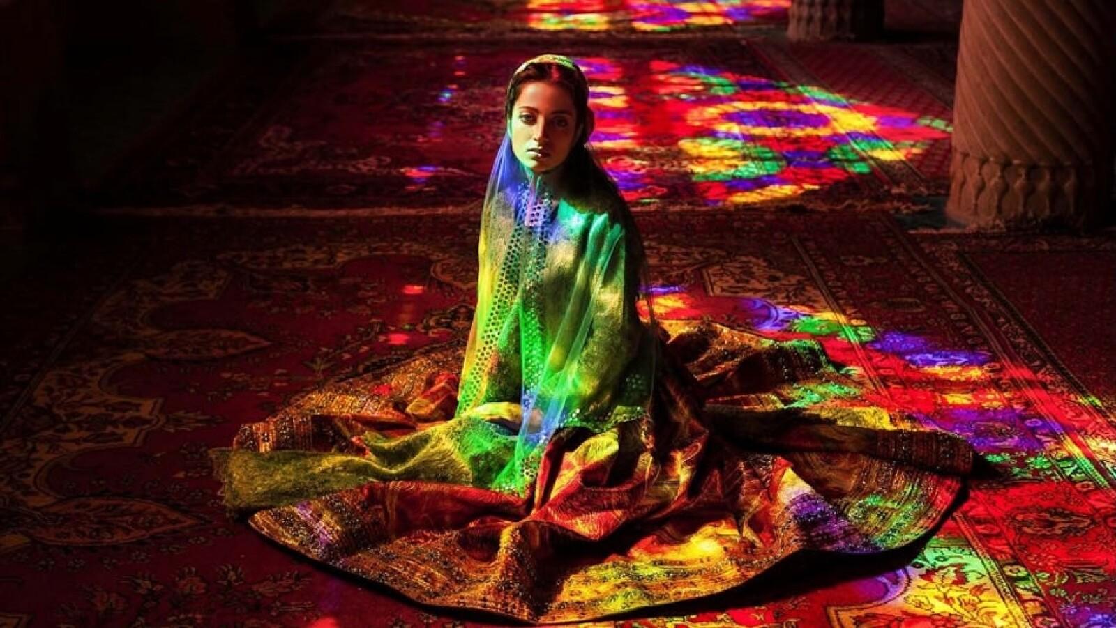 Mujer Iran