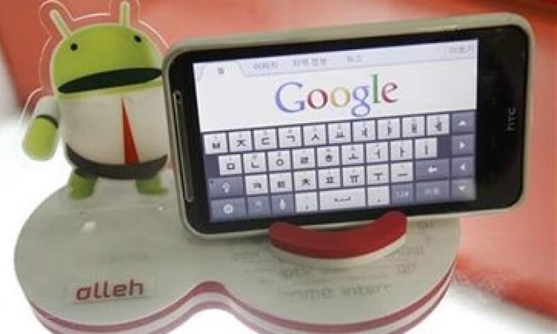 Google logró impulsar sus ventas en 37% en el tercer trimestre a 7,510 millones de dólares. (Foto: Reuters)