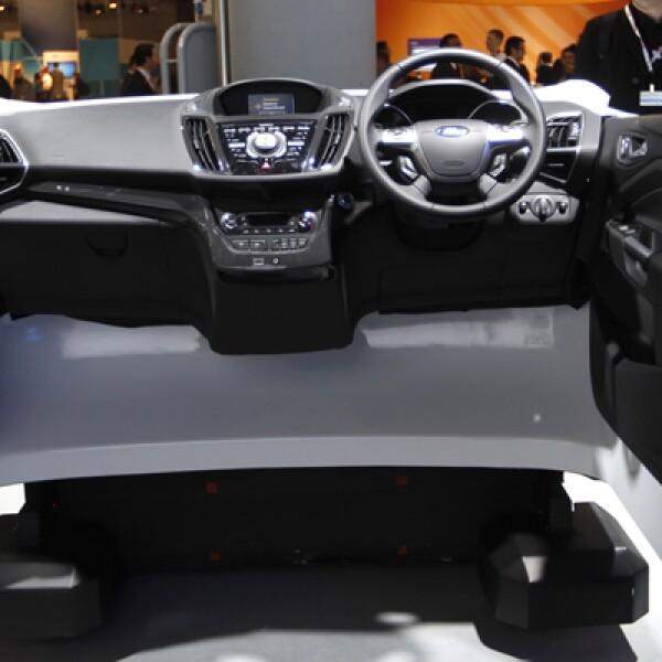 Ford mostró la conectividad que tiene su nueva EcoSport.