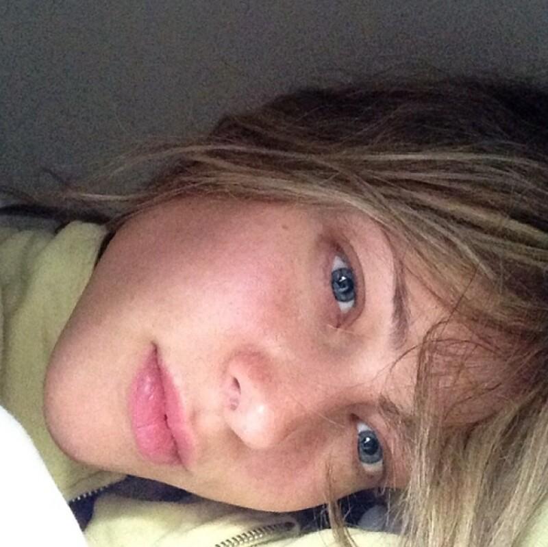 Vanessa Huppenkothen la pasó de lujo con sus amigas.