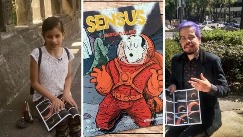 sensus, comic,