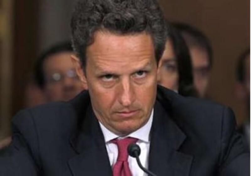 Geithner recordó el aniversario del colapso de Lehman y negó que haya sido la causa de la crisis. (Foto: Reuters)