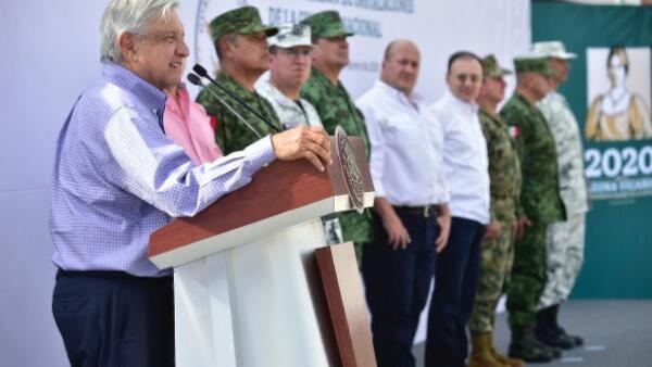 AMLO en Jalisco