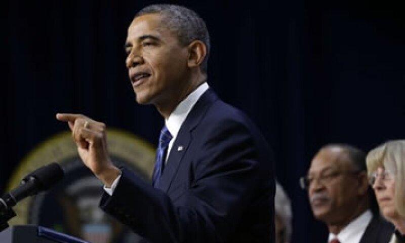 El abismo fiscal se refiere a recortes al gasto y alzas impositivas que entrarían en automático en 2013 de no haber un acuerdo.  (Foto: AP)