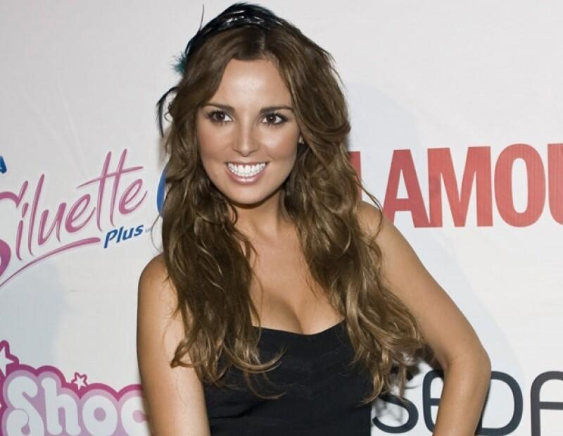 Mariana Torres quiere hacer cine y teatro, dos facetas que todavía no tiene en su carrera.