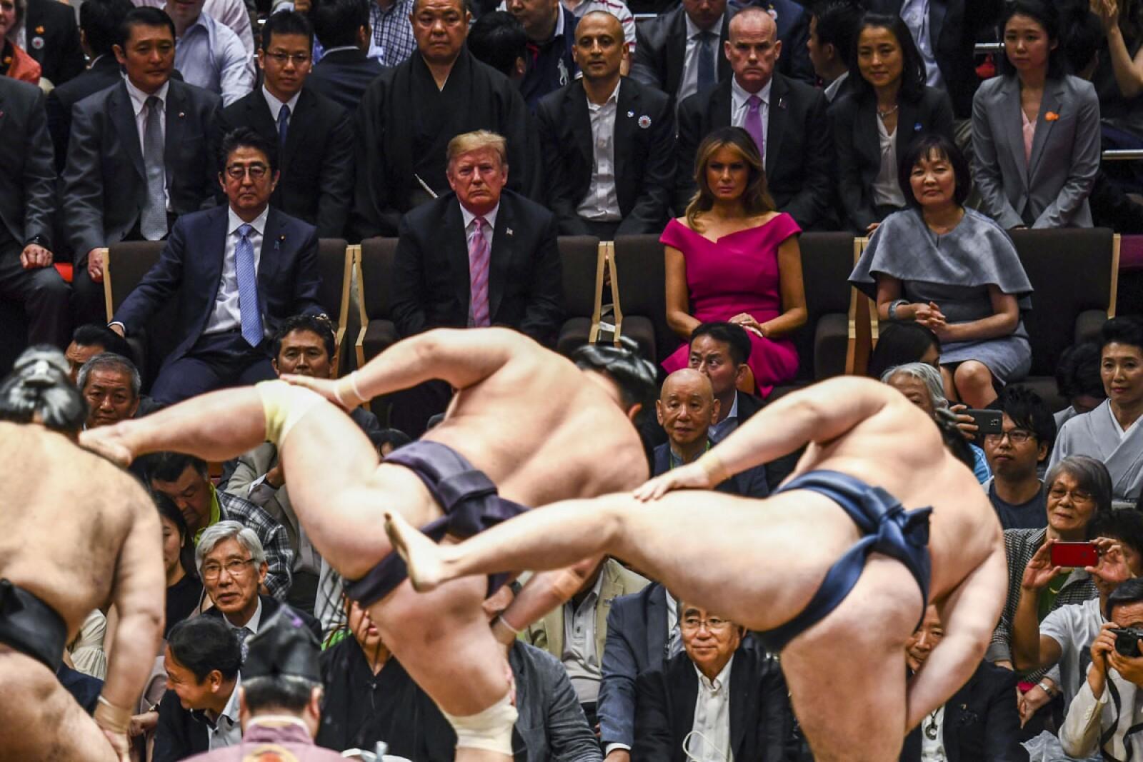 Pele Sumo-Diplomacia