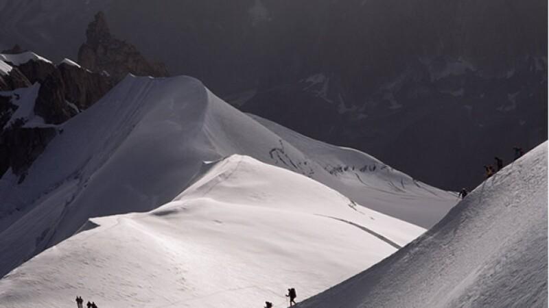 Mont Blanc Francia