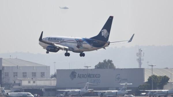 El gobierno de México estima que con el acuerdo, el tráfico aéreo podría crecer hasta 16%.