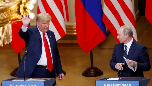 Sanciones contra Rusia de EU