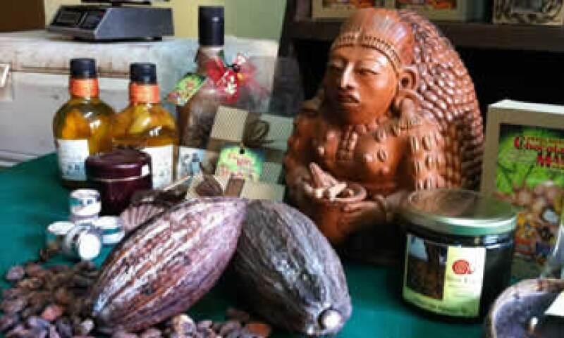 La empresa forma parte del movimiento Slow Food, que promueve el consumo de comida tradicional. (Foto: Cortesía Chocolate Maya)