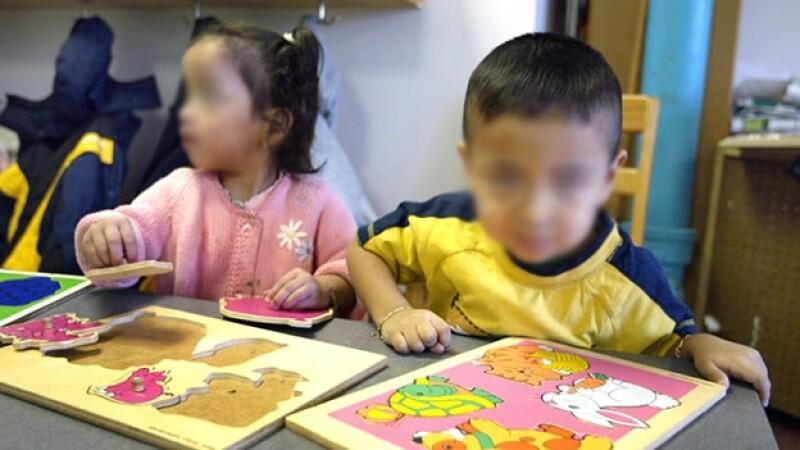 preescolar niños escuela kinder sexualidad