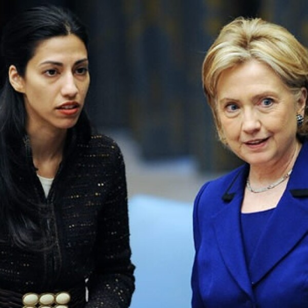 Huma Abedin - Hillary Clinton - sep 2009