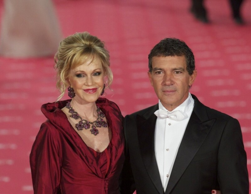 Se rumora que la actriz de Hollywood ya no aguanta las supuestas infidelidades por parte del actor español.