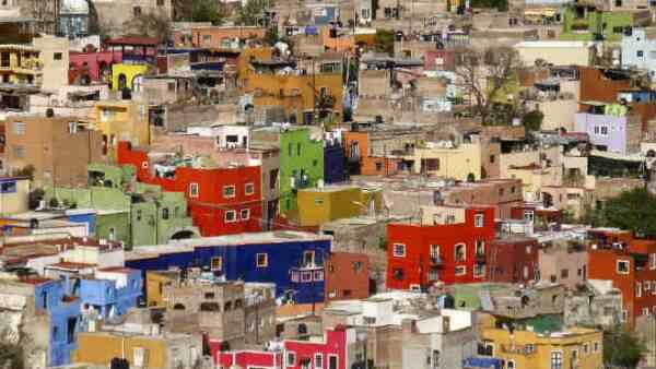 Guanajuato viviendas