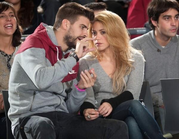 Shakira aseguró que antes de grabar el video de Rihanna, tuvo que contar con la aprobación de Piqué.