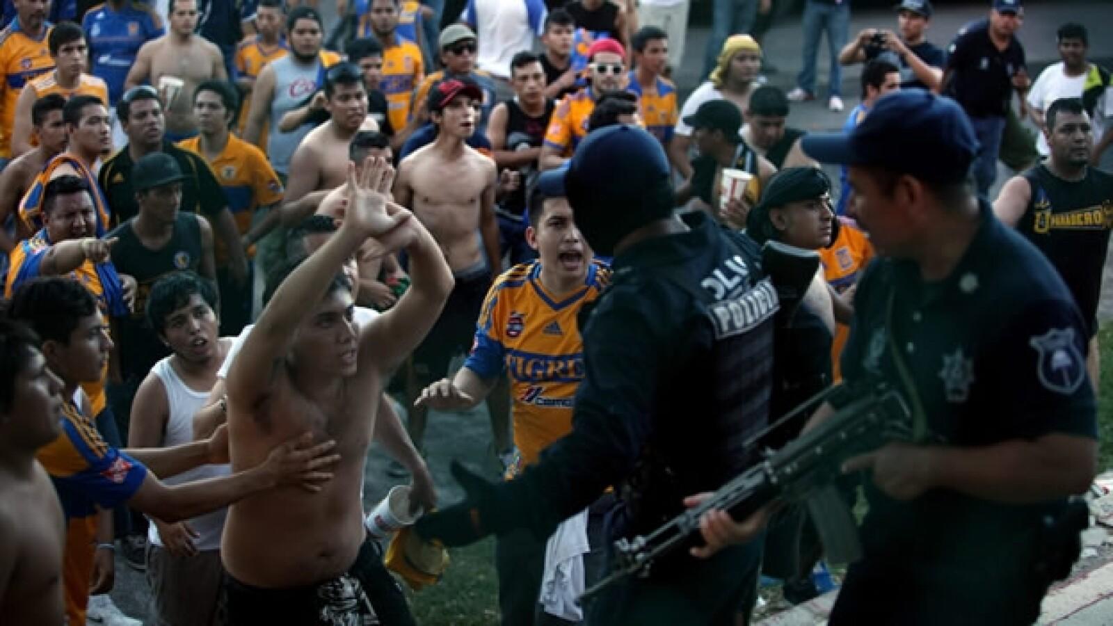 Tigres vs Veracruz2