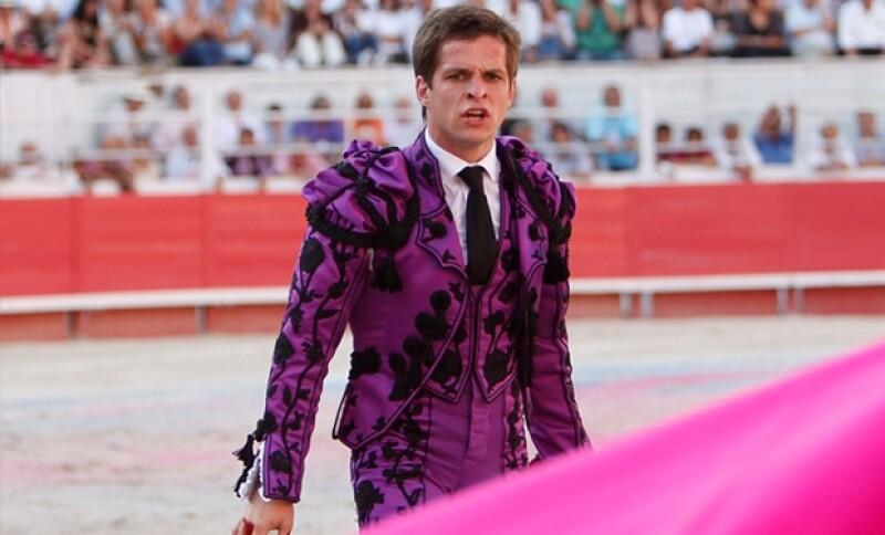 Esta tarde el torero Julián López `El Juli´ originario de Madrid sufrió un accidente en dicho país.