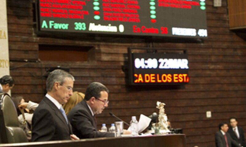 Hacienda es una de las comisiones con mayor número de iniciativas pendientes. (Foto: Cuartoscuro)