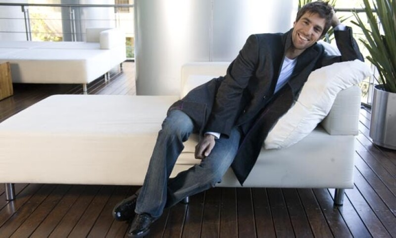 DEL NORTE. Nacido en Brownsville, Texas, llegó al DF hace cinco años para hacer una carrera como actor.