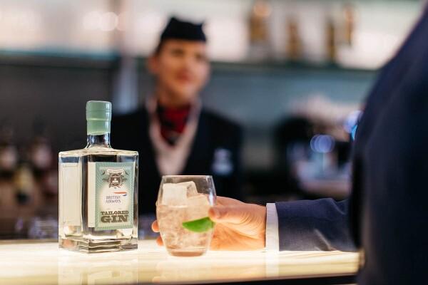 British Airways Gin