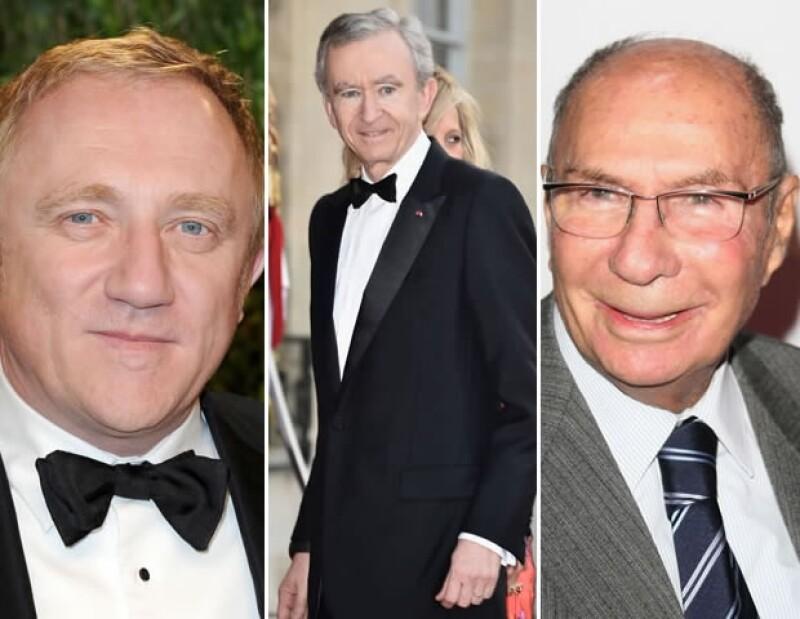 Tenemos claro que sabes quien es el hombre más poderoso de México, ¿pero sabes quiénes son los franceses más ricos?
